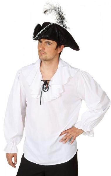 Camisa pirata blanca Elias