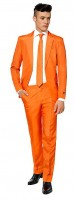 Suitmeister Partyanzug Solid Orange