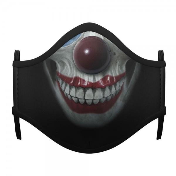 Mund Nasen Maske Horror Clown für Erwachsene
