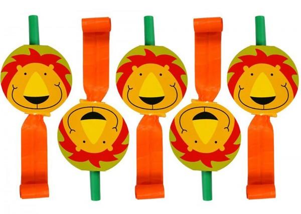 6 Happy Jungle Luftrüssel