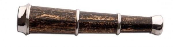 Telescopio pirata en aspecto madera