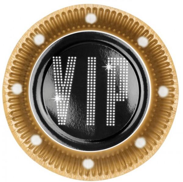 6 Glamouröse VIP Teller