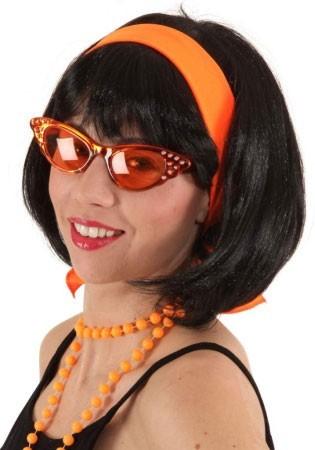 60er Jahre Party Brille