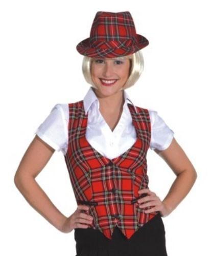 Kelly McFoster Schots vest