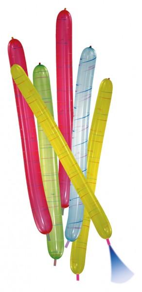 Set di 6 fuochi d'artificio di palloncini razzi