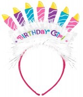 Birthday Girl Haarreif