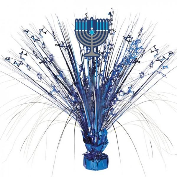 Fuente de mesa Happy Hanukkah 46cm