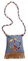 Hippie Peace Handtasche