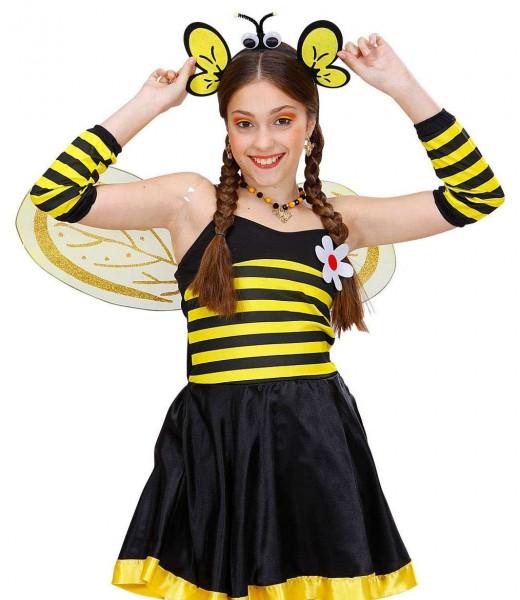 Bienenaugen Haarreif