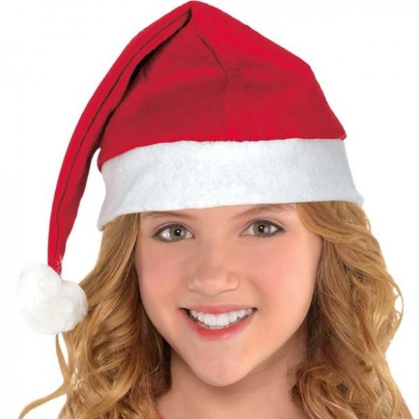 Gorro navideño clásico para niños