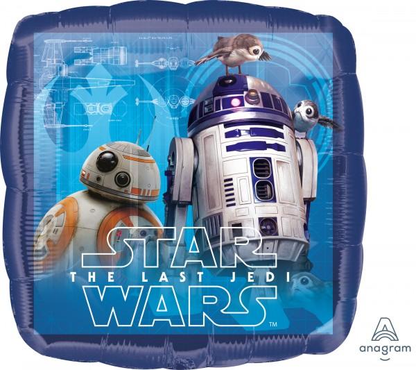 Star Wars - Die letzten Jedi Folienballon