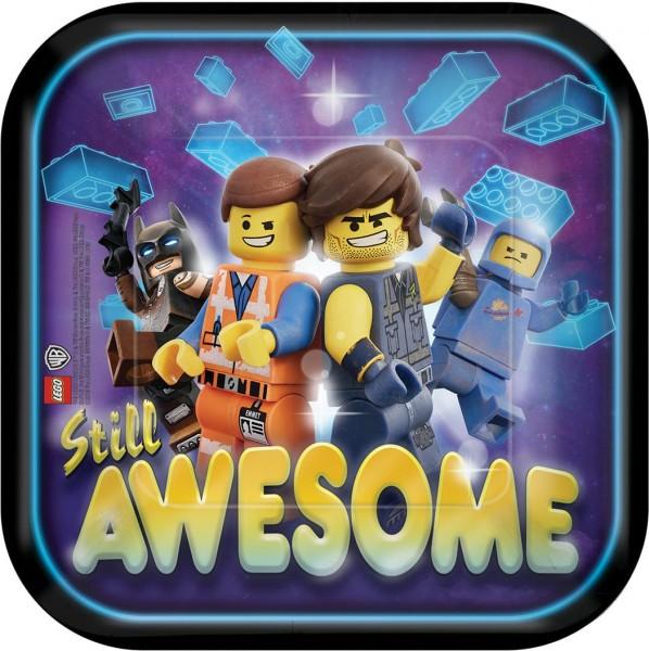 8 Lego Movie 2 Teller 18cm