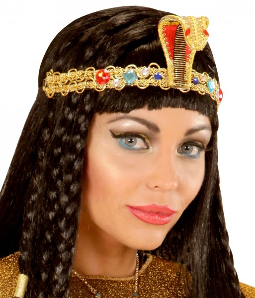 Goldenes Ägypterinnen Stirnband