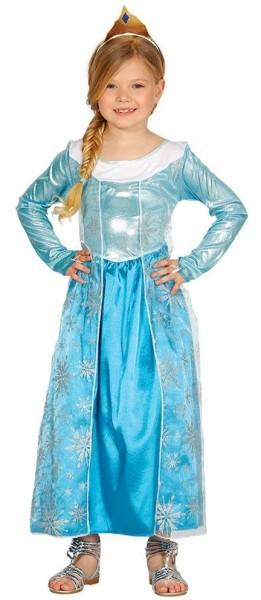 Eisprinzessin Elisa Kostüm für Mädchen