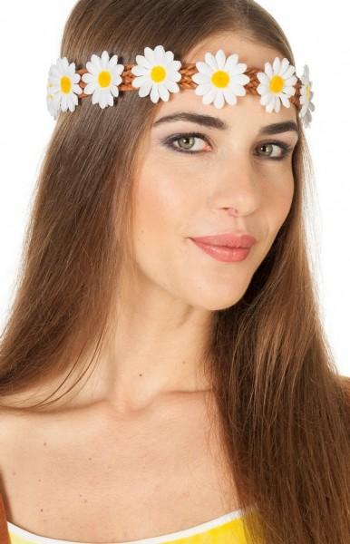 Süßes Gänseblümchen Stirnband