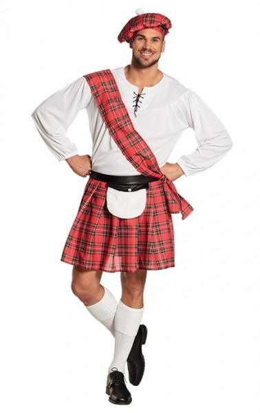 Scot met Kilt Glasgow herenkostuum
