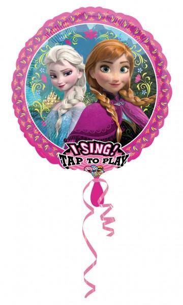 Let it go Frozen Musikballon