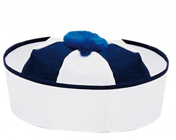 Klassische Matrosen Mütze