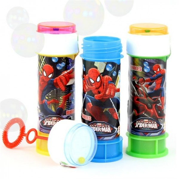 1 Spider-Man Seifenblasenspender 60ml