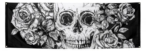 Parade of the Dead Flag 74cm x 2.2m