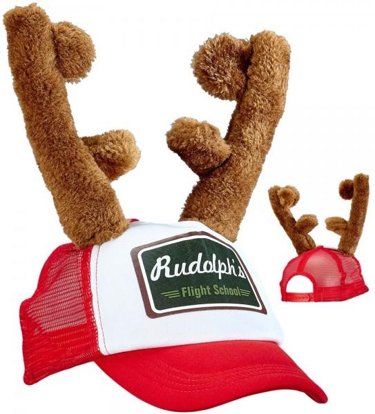 Casquette renne Rudolph's Flight School