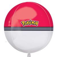Pokeball Orbz Folienballon 40cm