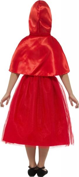 Süßes Rotkäppchen Märchenkleid