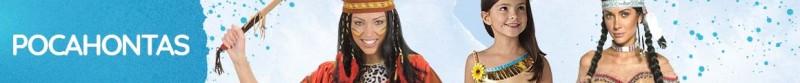 Pocahontas Kostüme & Zubehör