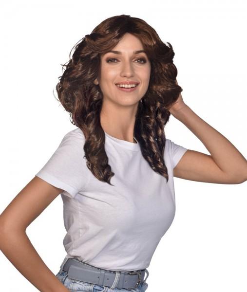 70s disco queen wig