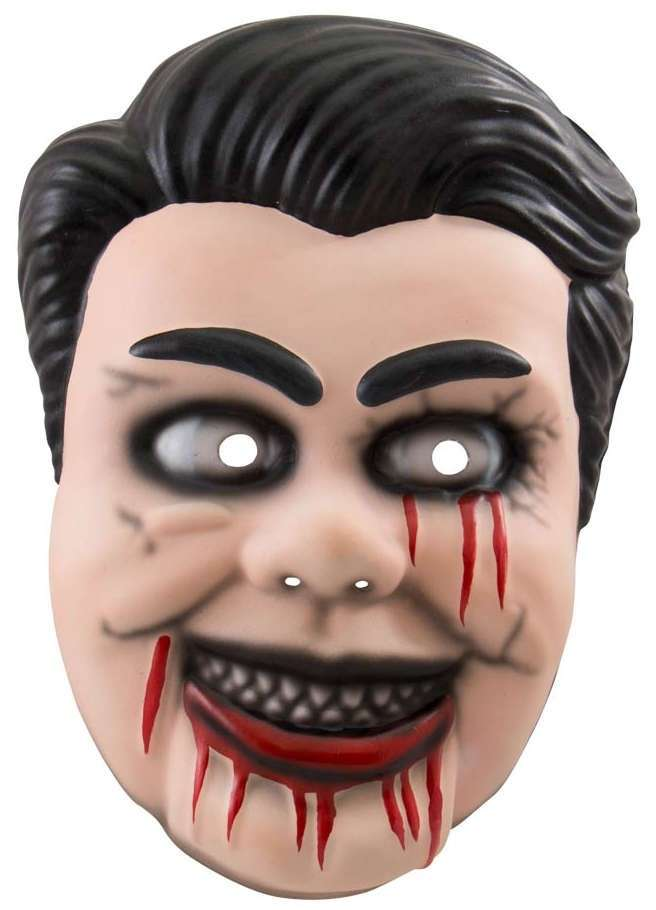 Xxl Puppen Gesicht Horror Maske Party De