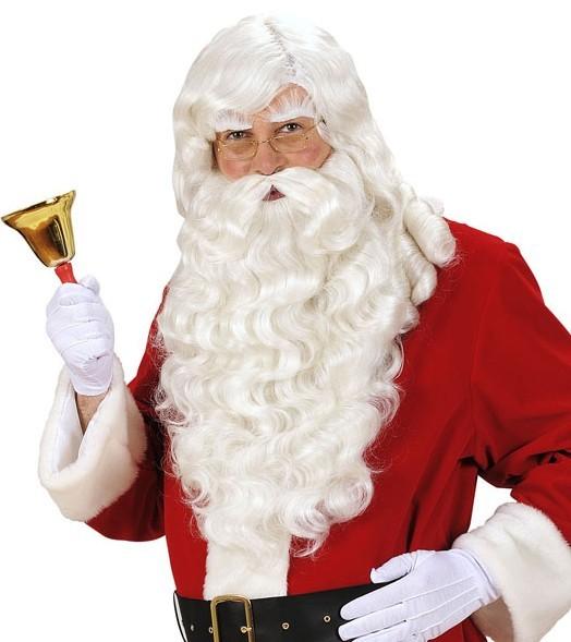 Set de accesorios Papá Noel 3 piezas