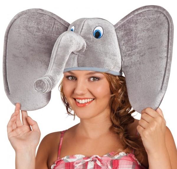 Lustige Elefanten Mütze Finn