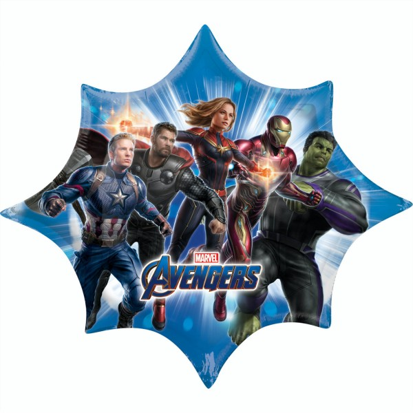 Avengers Endgame Ballon 88 x 73cm