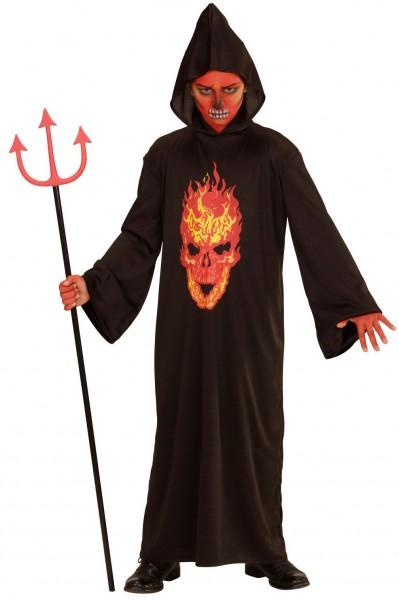 Hellish devil costume