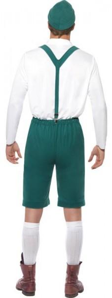 Oktoberfest Seppl kostuum groen