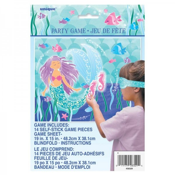 Magical Mermaid Sirena Party Game