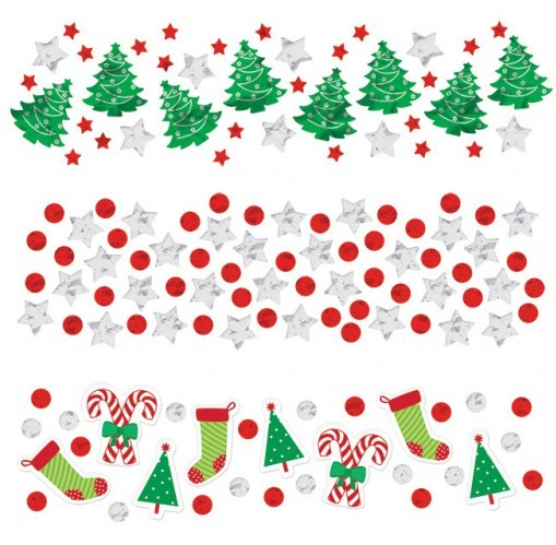 Sweet Christmas sprinkle decoration 34g