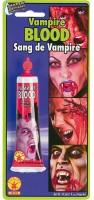 Halloween Kunstblut Vampir Abwaschbar