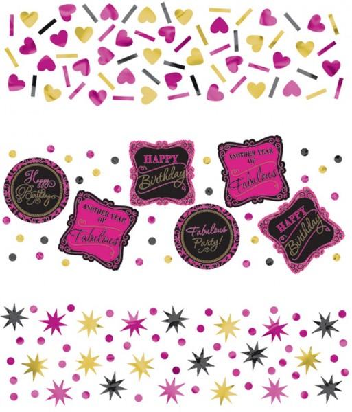 Fabulous Birthday Streudeko 34g