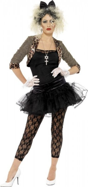 Wild Nina 80s costume