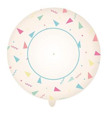 XXL LED balloon customizable 65cm