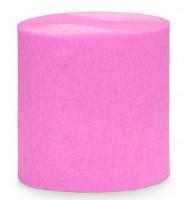 10m Krepppapier pink 4-teilig