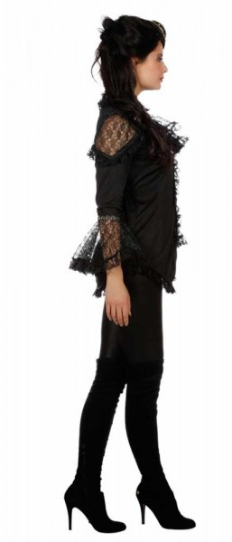 Victorian lace blouse for women