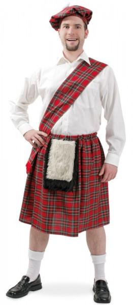 Scout Schots herenkostuum