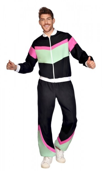 80's Retro Tracksuit Men's