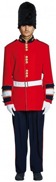Garde Offizier William Herrenkostüm