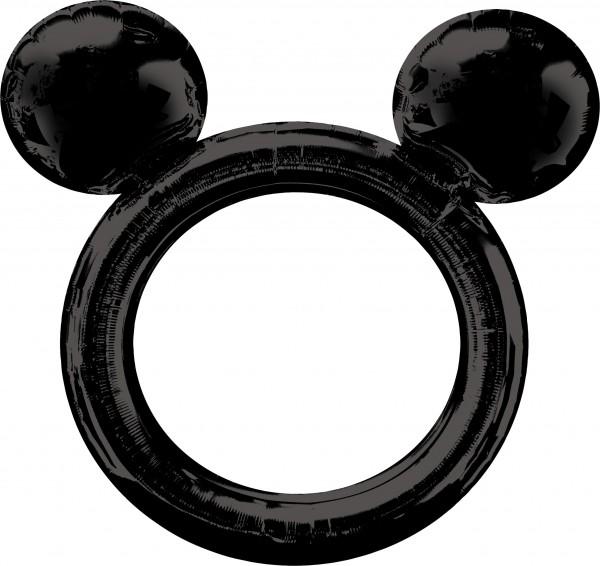 Mickey Mouse Fotorahmen Ballon