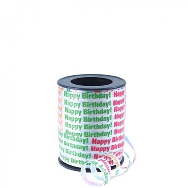 Gift ribbon Happy Birthday 68.5m