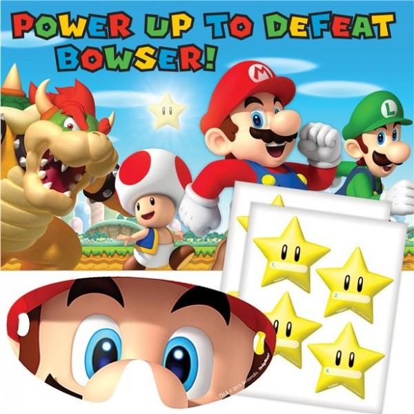 Super Mario World Partyspiel