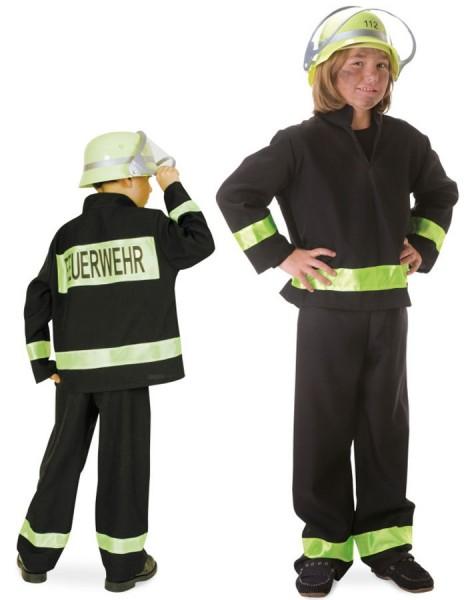 Firefighter Ole kinderkostuum